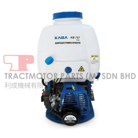 KABA Knapsack Sprayer-KB767-15L Malaysia, KABA Knapsack Sprayer-KB767-15L Supplier in Malaysia, Source KABA Knapsack Sprayer-KB767-15L in Malaysia.