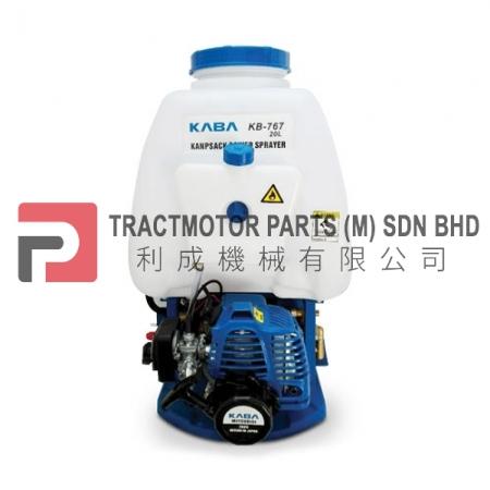 KABA Knapsack Sprayer-KB767-20L Malaysia, KABA Knapsack Sprayer-KB767-20L Supplier in Malaysia, Source KABA Knapsack Sprayer-KB767-20L in Malaysia.