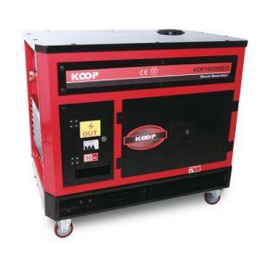 KOOP Low Noise Diesel Generator KDF16000Q3 Malaysia, KOOP Low Noise Diesel Generator KDF16000Q3 Supplier in Malaysia, Source KOOP Low Noise Diesel Generator KDF16000Q3 in Malaysia.
