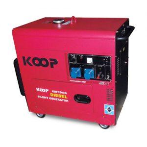 KOOP Low Noise Diesel Generator KDF8500Q Malaysia, KOOP Low Noise Diesel Generator KDF8500Q Supplier in Malaysia, Source KOOP Low Noise Diesel Generator KDF8500Q in Malaysia.