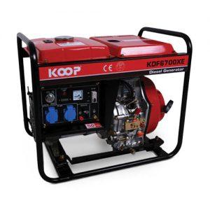 KOOP Open Frame Diesel Generator KDF6700XE Malaysia, KOOP Open Frame Diesel Generator KDF6700XE Supplier in Malaysia, Source KOOP Open Frame Diesel Generator KDF6700XE in Malaysia.