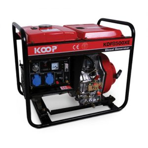 KOOP Open Frame Diesel Generator KDF8500XE Malaysia, KOOP Open Frame Diesel Generator KDF8500XE Supplier in Malaysia, Source KOOP Open Frame Diesel Generator KDF8500XE in Malaysia.