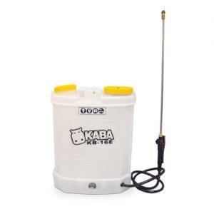 KABA Knapsack Battery Sprayer KB16E Malaysia, KABA Knapsack Battery Sprayer KB16E Supplier in Malaysia, Source KABA Knapsack Battery Sprayer KB16E in Malaysia.