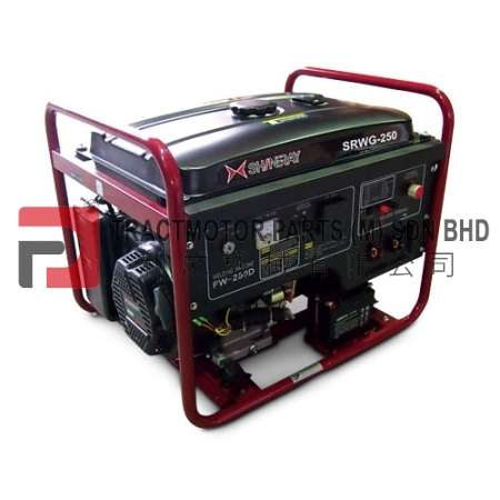 SHINERAY Welding Generator SRWG250 Malaysia, SHINERAY Welding Generator SRWG250 Supplier in Malaysia, Source SHINERAY Welding Generator SRWG250 in Malaysia.