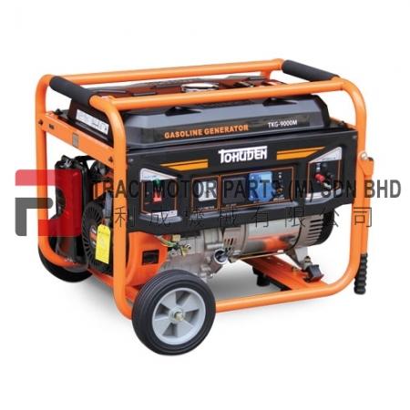 TOKUDEN Gasoline Generator TKG9000M Malaysia, TOKUDEN Gasoline Generator TKG9000M Supplier in Malaysia, Source TOKUDEN Gasoline Generator TKG9000M in Malaysia.