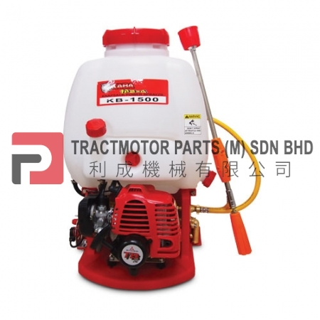 KABA Knapsack Sprayer-KB1500 Malaysia, KABA Knapsack Sprayer-KB1500 Supplier in Malaysia, Source KABA Knapsack Sprayer-KB1500 price in Malaysia.
