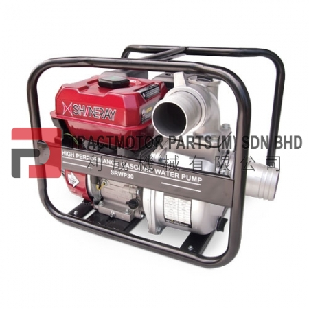 SHINERAY Water Pump with Gasoline Engine SRWP30 Malaysia, SHINERAY Water Pump with Gasoline Engine SRWP30 Supplier in Malaysia, Source SHINERAY Water Pump with Gasoline Engine SRWP30 price in Malaysia.