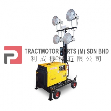 TOKUDEN Portable Light Tower TK4400LT(BLACK BODY) Malaysia, TOKUDEN Portable Light Tower TK4400LT(BLACK BODY) Supplier in Malaysia, Source TOKUDEN Portable Light Tower TK4400LT(BLACK BODY) in Malaysia.