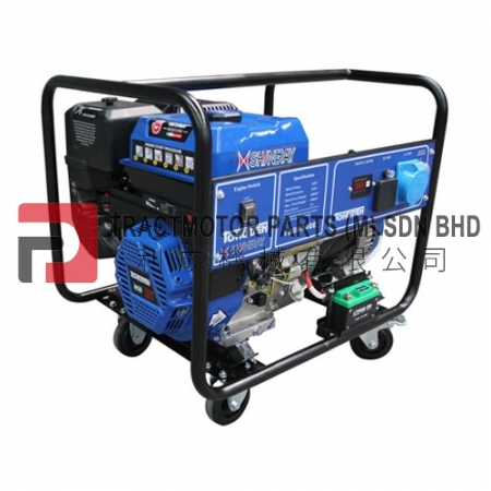 Tokuden Powered by Shineray Inductive Petrol Generator Malaysia, Tokuden Powered by Shineray Inductive Petrol Generator Supplier in Malaysia, Source Tokuden Powered by Shineray Inductive Petrol Generator price in Malaysia.